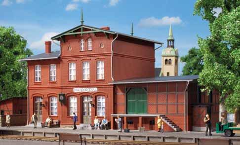 Bahnhof Brunnenthal