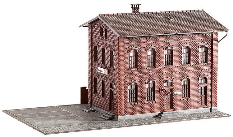 DB Verwaltungsgebäude