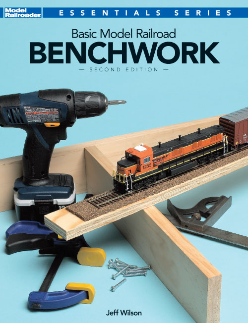 Basic Model RR Benchwork, 2nd Edition