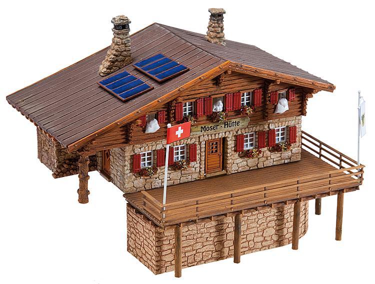 Hochgebirgshütte Muser-Hütte