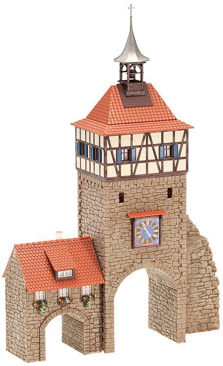 Stadttor mit Torhaus