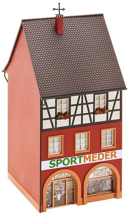 """Stadthaus """"Sport Meder"""""""