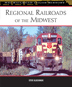 Regional Railroads of the Midwest