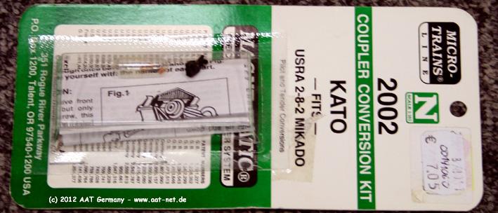 fits Kato N Mikado