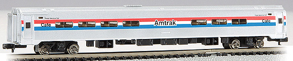Amtrak, Ph. III