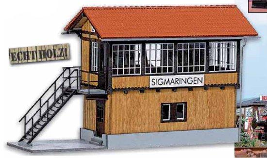Stellwerk Sigmaringen