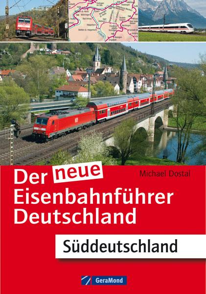 Der neue Eisenbahnführer Deutschland