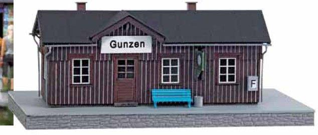 Bahnhof Gunzen