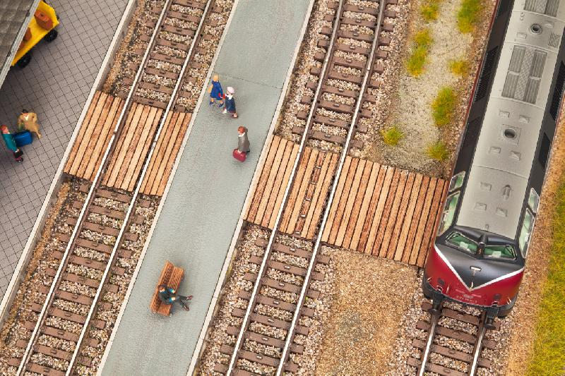 Gleisübergang
