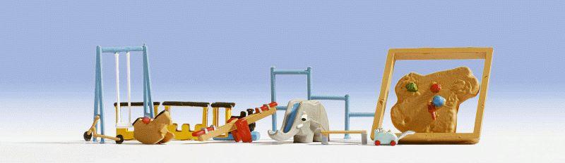 Spielplatz-Zubehör