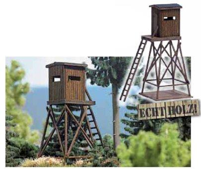 Hochsitz aus Echtholz
