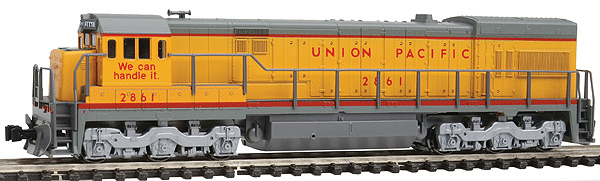 Union Pacific 'We can handle it'