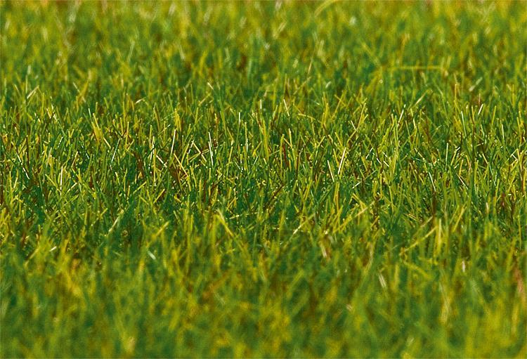 Streufasern Gras lang