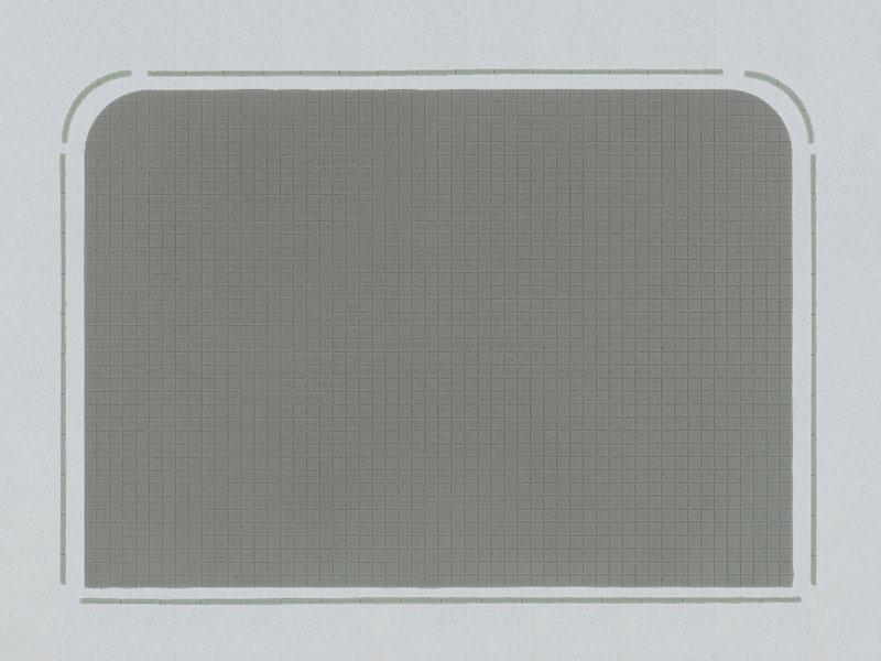 16,0x11,3cm, Randstein: 342cm