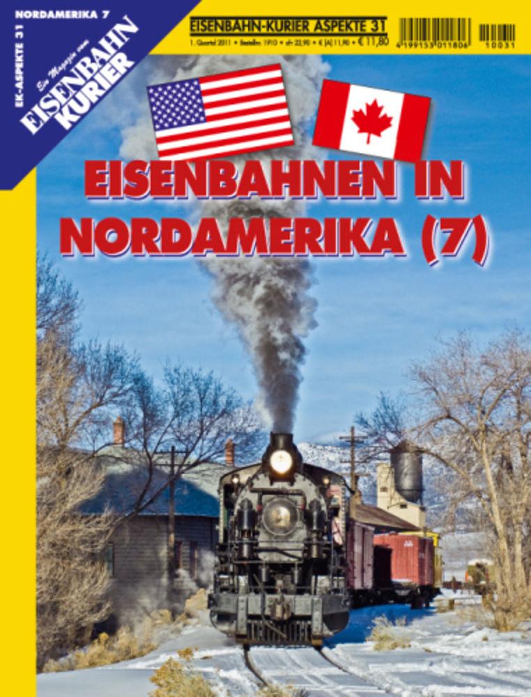 Eisenbahnen in Nordamerika 7