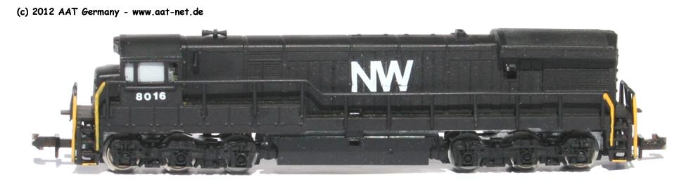 Norfolk Western