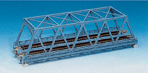 Double Truss Bridge, 248mm