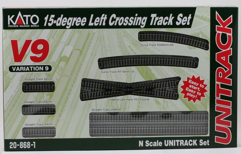Trackset V9
