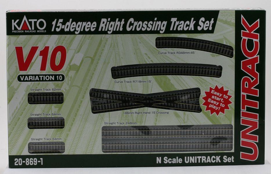 Trackset V10