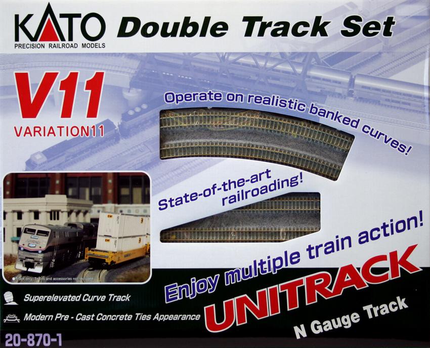 Set V11 Double Track Set