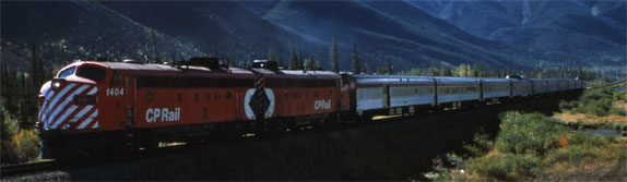 CP Rail, CP Rail & VIA Rail cars (1978-1982)