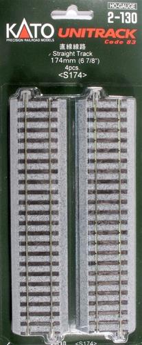 Straight Track 174mm