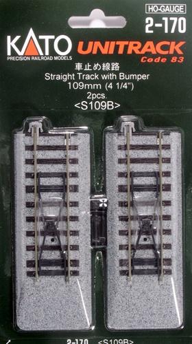 Bumper Track 109mm