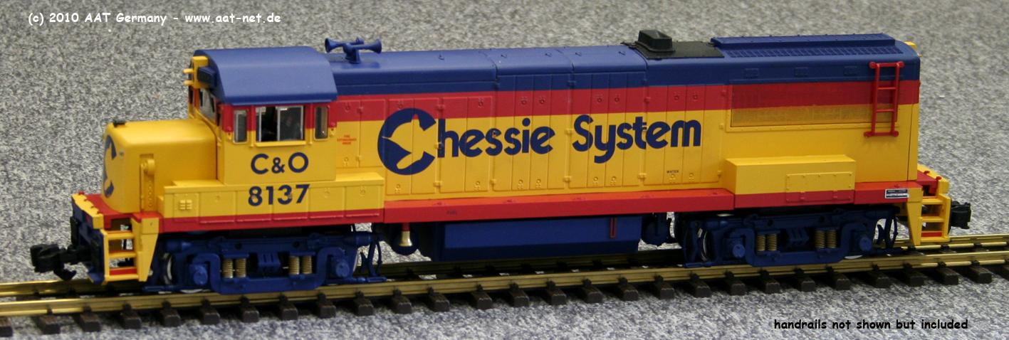 Chessie System