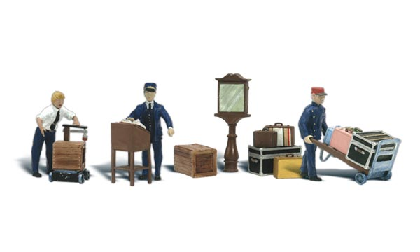 Depot Workers & Accessories