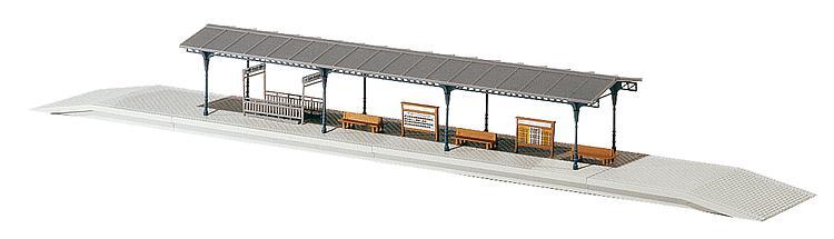 Bahnsteig 10,3x5,2x4,4