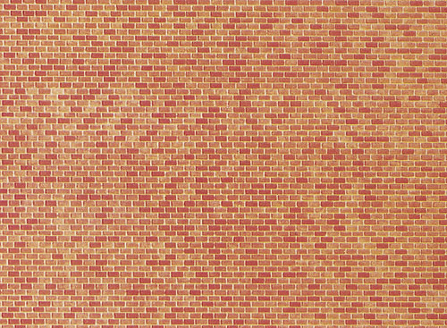 Dekorplatte Backstein 25,0x12,5