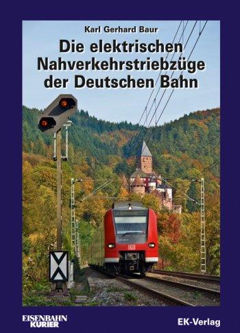 Elektrische Nahverkehrstriebzüge der DB