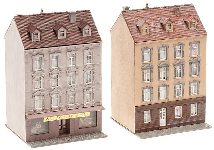 2 Stadthäuser