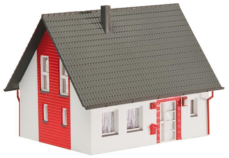 Einfamilienhaus, 67x58x47mm