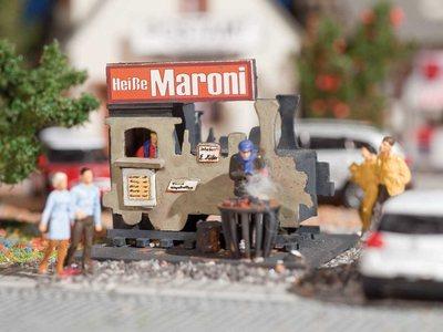 Maroni-Stand