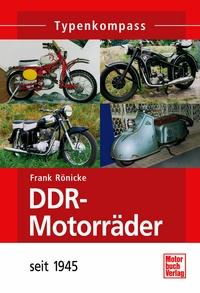 DDR-Motorräder - seit 1945