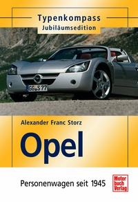 Opel - Personenwagen seit 1945