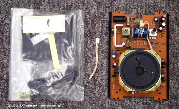 Soundmodul for U25B