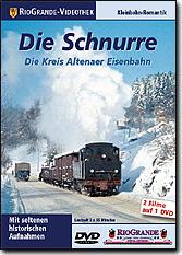 Die Schnurre - Die Kreis Altenaer Eisenbahn