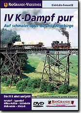 IV K-Dampf pur - Auf schmaler Spur durchs Erzgebirge