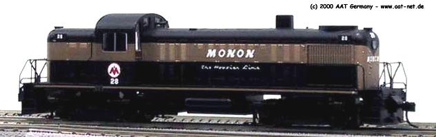 CIL / Monon
