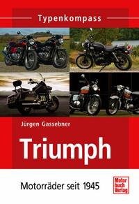 Triumph - Motorräder seit 1945