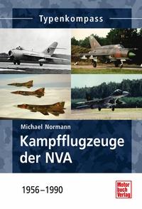 Kampfflugzeuge der NVA - 1956-1990