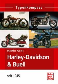 Harley Davidson & Buell - seit 1945