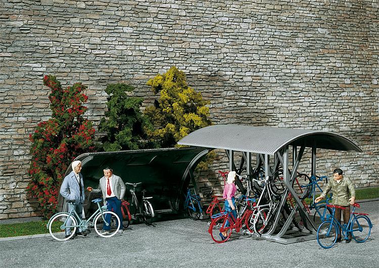 2 Fahrradständer