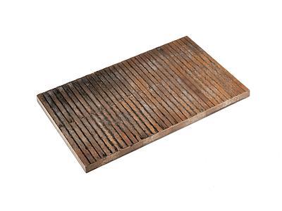 4 Bodenplatten Holz