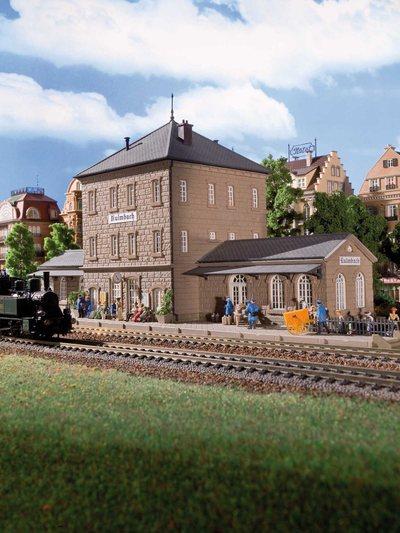 Bahnhof Kulmbach