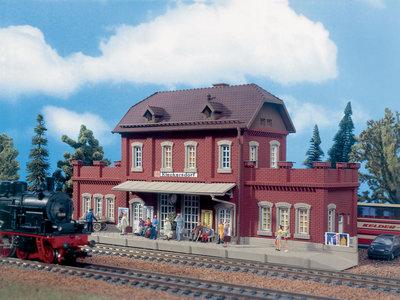 Bahnhof Kleckersdorf
