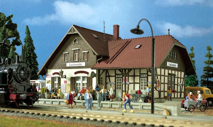 Bahnhof Laufenmühle