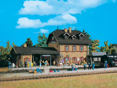 Bahnhof Benediktbeuern